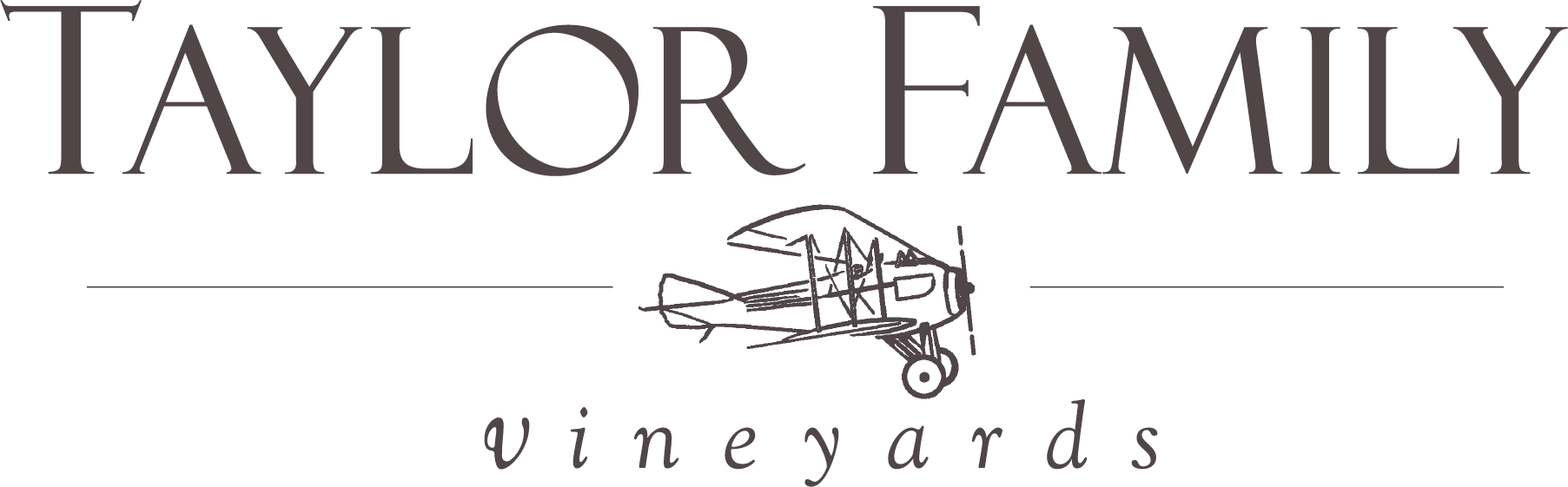 Taylor Family Vineyards | Napa Valley, California Mobile Retina Logo